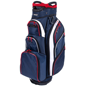 Walkinshaw Velocity 2 Blue, White & Red Golf Cart Bag