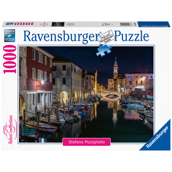 Ravensburger Canals of Venice 1,000pc Jigsaw Puzzle