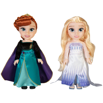 Disney Frozen 2 Anna & Elsa Dolls