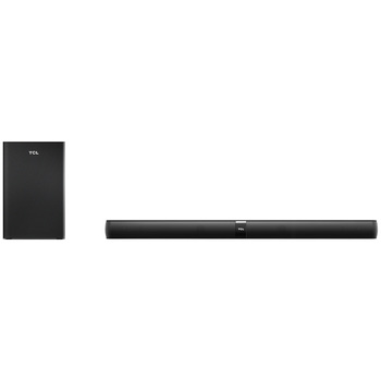 TCL 2.1 Ch Soundbar with Wireless Subwoofer TS7010