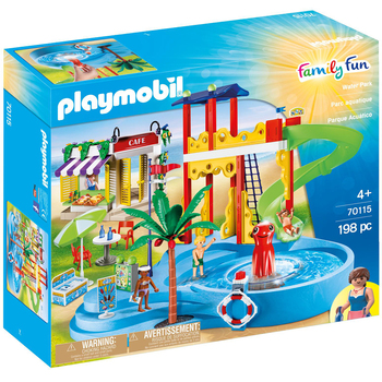 Playmobil Waterpark Playset