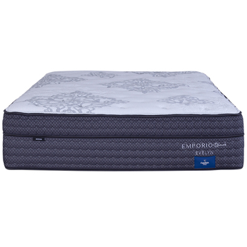 Comfort Sleep Emporio Black Evelyn King Mattress