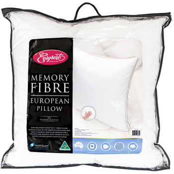 Easyrest Memory Fibre European Pillow