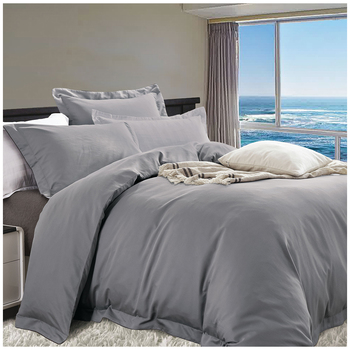 Deluxe 1200 TC Cotton Rich King Quilt Cover Set