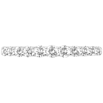 Round 0.45ctw 18KT White Gold Diamond Ring