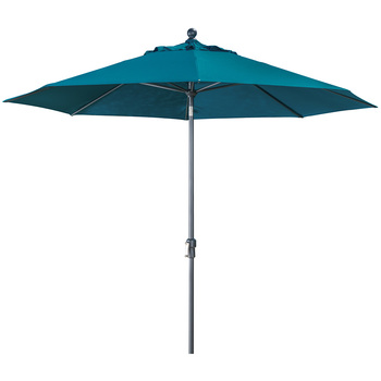Proshade Market Umbrella 3m Peacock