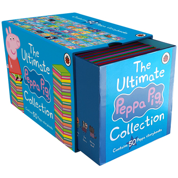 The Ultimate Peppa Pig Box Set Collection