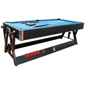 Sportivo Flipover Pool & Air Hockey Table