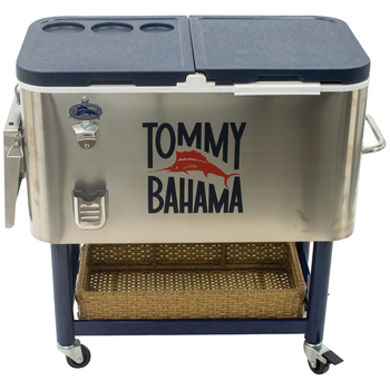 Tommy Bahama 94.6L Rolling Party Cooler
