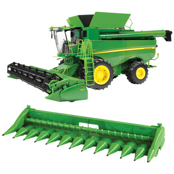 John Deere Kids' Big Farm 1:16 Combine Harvester S690