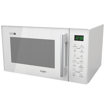 Whirlpool 25L Solo Microwave White MWT25WH