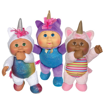 Cabbage Patch Kids Cuties 3pk