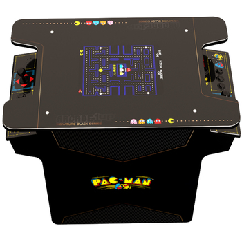 Pacman Black Series Head To Head Table Arcade