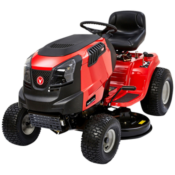 Rover Bigger Stronger Raider Ride On Lawn Mower