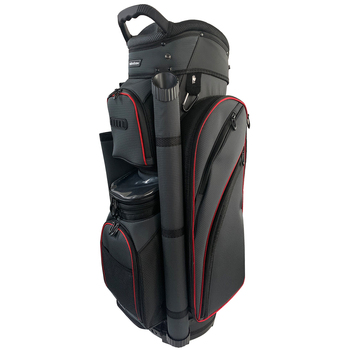 Walkinshaw Red, Black & Charcoal Glory Golf Cart Bag