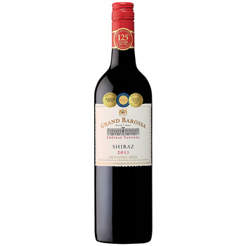Chateau Tanunda Grand Barossa Shiraz 750ml