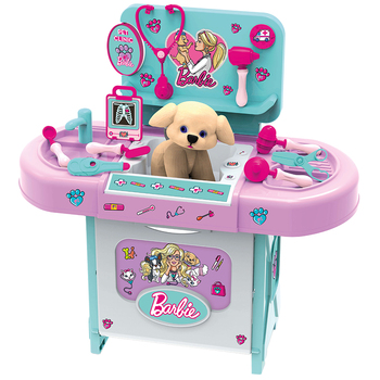 Barbie Mega Pet Clinic