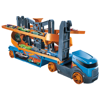 Hot Wheels Lift & Launch Hauler