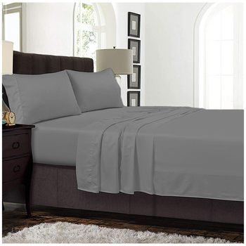 Ramesses 1200 TC Super Queen Sheet Set