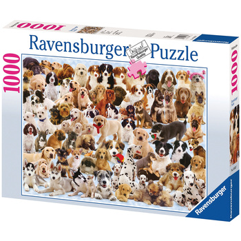 Ravensburger Dogs Galore! 1,000pc Jigsaw Puzzle
