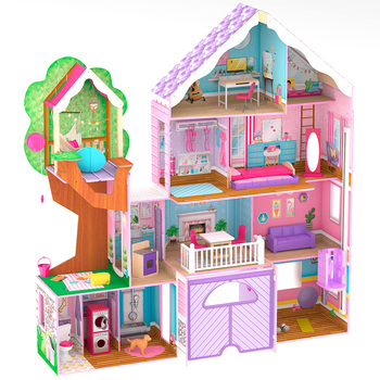 KidKraft Treehouse Retreat Mansion Dollhouse