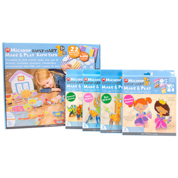 Micador Make & Play Activity Set