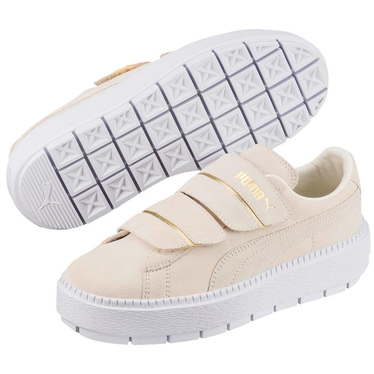 Puma Women's Platform Trace Strap Shoe
